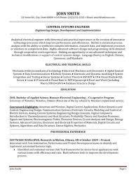 Sample Resume Network Engineer by Avionics System Engineer Sample Resume Haadyaooverbayresort Com