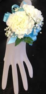 white corsages for prom corsages bloomshop san antonio tx