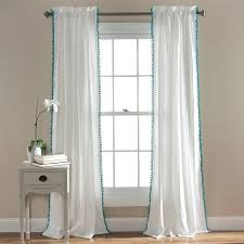 Coral Blackout Curtains Bedroom Design Wonderful White Bedroom Curtains Turquoise