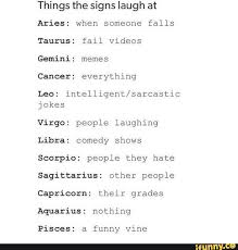 Zodiac Sign Memes - astrology and memes why we categorize ourselves