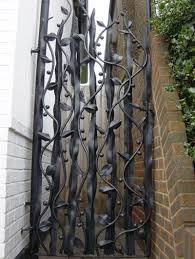 handmade gates ornamental gates artistic gate the years