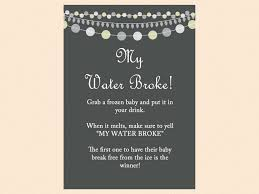 my water baby shower my water baby shower images baby shower ideas