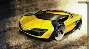 future lamborghini design talent showcase 2020 lamborghini minotauro by andrei
