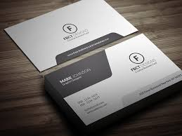 Openoffice Business Card Template 100 Free Business Cards Psd The Best Of Free Business Cards Free