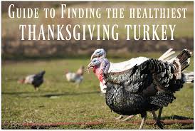how to choose the healthiest turkey for thanksgiving