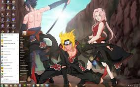 download themes naruto for windows 7 ultimate naruto shippuden win 7 theme by windowsthememanager on deviantart