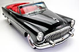 rare muscle cars 1953 buick special convertible rare black u0026 red american dream