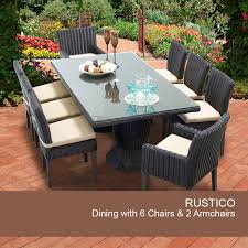 Cheap Patio Table And Chairs by Dining Sets 8 Person Kmart