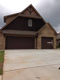 3 Door Garage by Garage Doors Openers Repair Okc Doortec Garage Doors