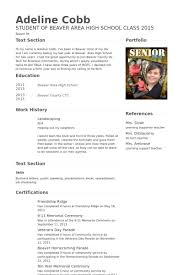 Job Shadowing On Resume by Landscaping Resume Samples Visualcv Resume Samples Database