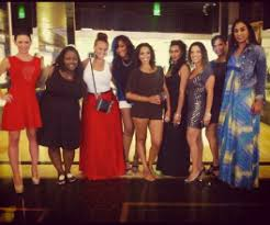 Matt Barnes Wife Sister Gloria Govan Holds Bachelorette Party In Vegas With Laura And