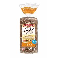 pepperidge farm light bread pepperidge farm light style 7 grain bread 24 oz bjs wholesale club