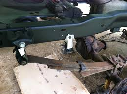 Ford Ranger Truck Parts - ranger rear frame replacement ranger forums the ultimate ford