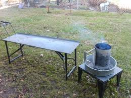 dutch oven cooking table starting the new year out right cooking in dutch ovens mid