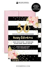 30th birthday invitation badbrya com