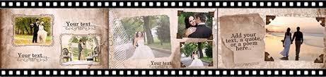 Wedding Album Software Vintage Wedding Album Slideshow Smartshow 3d