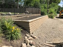 brick retaining wall harold j pietig u0026 sons inc