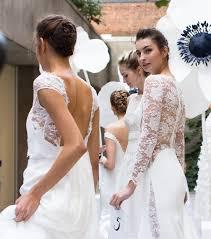 robe de mariã e dentelle dos robe de mariée dentelle dos nu vintage bohème les tendances à