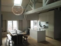 cuisine et salle a manger modele de cuisine ouverte sur salle a manger idee deco cuisine