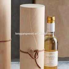 gift packaging for wine bottles single bottle birch wood wine box buy wine bottle gift box wine