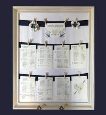 wedding table assignment board table assignment chart ivedi preceptiv co