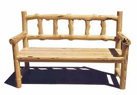 Solid Wood Benches Solid Wood Benches Rustic Benches Log Benches
