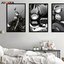 online get cheap motorcycle and car wall art aliexpress com