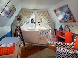 chambre bebe moderne chambre bébé moderne avec déco inspirée par la mer