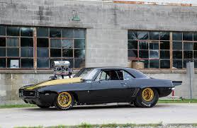 real gold cars 1969 chevrolet camaro taller bigger rod network