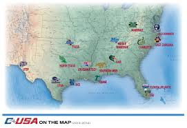 East Usa Map by News Landing Page 25 Maps That Explain College Football