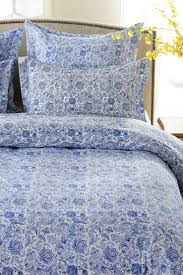 6pc navy white paisley bedding set includes comforter and duvet