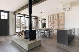 loft conversion open plan ground floor nowicka u0026 co remodel an open plan extension in conduit hill england