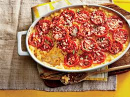 roasted tomato macaroni and cheese recipe southern living