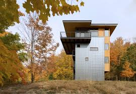 house with tower gallery of glen lake tower balance associates architects 3