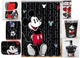 Mickey Bathroom Accessories by Mickey Mouse Bathroom Decor Neurostis Mickey Mouse Bathroom Set