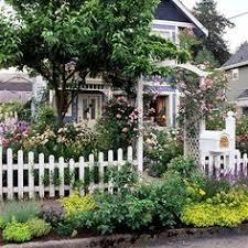Sidewalk Garden Ideas Cottage Front Garden Ideas