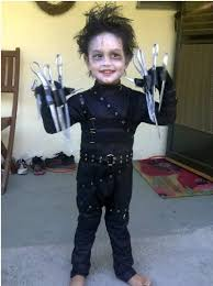 edward scissorhands costume what price for adorableness kid s edward scissorhands costume