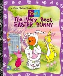 easter bunny book the best easter bunny winnie the pooh golden book