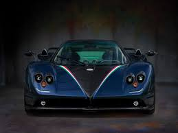 blue pagani zonda pagani zonda tricolore laptimes specs performance data
