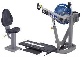 first degree fitness upper body ergometer w crank arms fitness