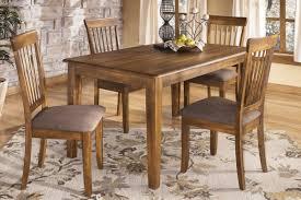 Woodbury 7 Piece Patio Dining Set - loon peak kaiser point 5 piece dining set u0026 reviews wayfair