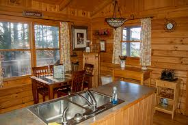 furnished log cabin for sale in nc mountains