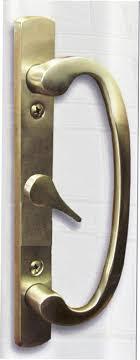 Patio Door Knobs Sliding Door Handles For Vinyl Sliding Doors
