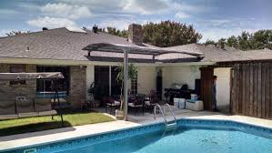 Hi Tech House Modern Patio Covers Patio Shade Covers
