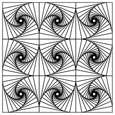 Printable Coloring Pages For Adults Geometric | free printable coloring pages for adults geometric veles me