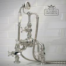 deck mounted bath shower mixer with classic styling bath taps deck mounted bath shower mixer with classic styling