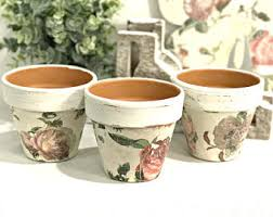 Flower Pots - small flower pot etsy