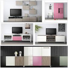 ikea livingroom furniture ikea besta units in the interior creative integration hum ideas
