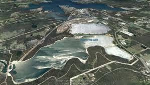 Google World Map 3d by Google 3d Maps Show Ash Dams Newcastle Herald
