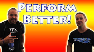 perform better personal trainer summit with coach robert dos